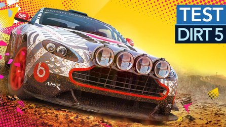 Dirt 5 - Testvideo zum Off-Road-Rennspiel
