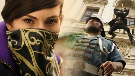 Dishonored 2 - Live-Action-Trailer mit den deutschen Sprechern