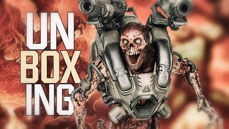 Doom Boxenstopp - Unboxing der Collector's Edition