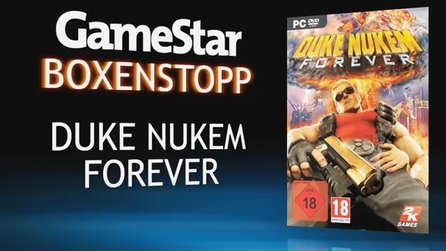 Duke Nukem Forever - Boxenstopp zur Balls of Steel-Edition