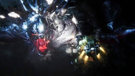 Evolve - Launch-Trailer zum Multiplayer-Actionspiel
