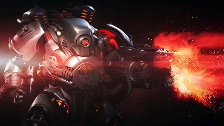 Evolve - Gameplay-Trailer zum Jäger Lennox