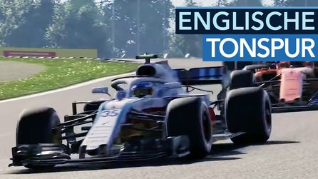 F1 2018 - Englische Originalversion des Interviews mit Lee Mathers - GameStar TV