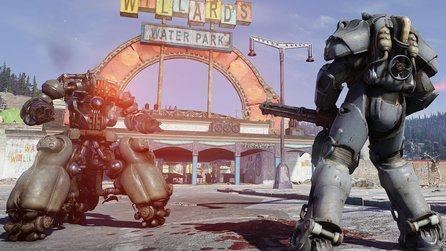 Fallout 76 Framelock - Fixes 63-fps-Lock, aber FOV und Depth of Field anpassbar