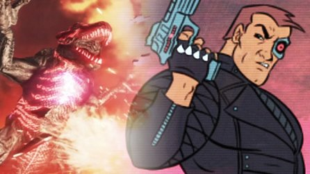 Far Cry 3: Blood Dragon - Gameplay-Trailer zum abgedrehten 80er-Shooter