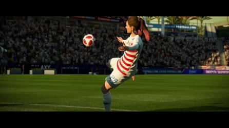 FIFA 19 - Gamescom-Trailer: Wir spielen drei Helden im Story-Modus »The Journey«
