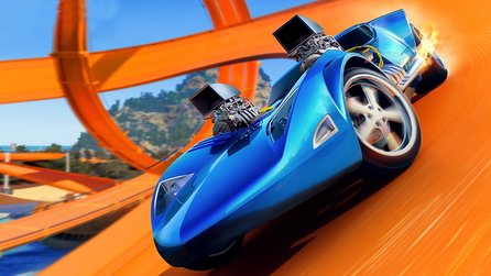 Forza Horizon 3 - Trailer zeigt waghalsige Stunts des DLCs in Kooperation mit Hot Wheels