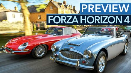 Forza Horizon 4 - Preview-Video: Adventure-Mode, Halo-Level, PC-Features & was uns Sorgen macht