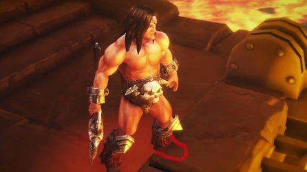 Gauntlet - Feature-Trailer zu den Helden, Loot & der Welt