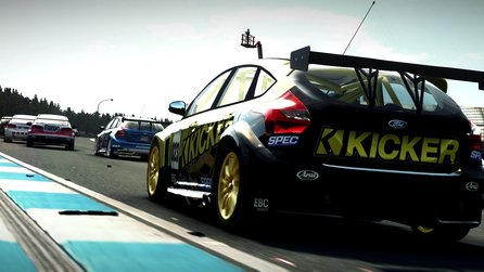 GRID: Autosport - Test-Video zur PC-Version des Rennspiels
