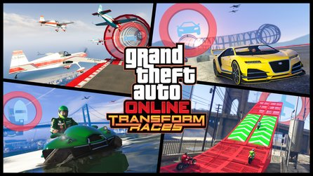GTA Online: Transform Races - Gameplay-Trailer: Verwandlungsrennen wie in The Crew 2