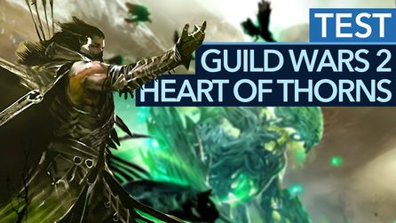 Guild Wars 2: Heart of Thorns - Test-Video: Im MMO-Dschungelcamp