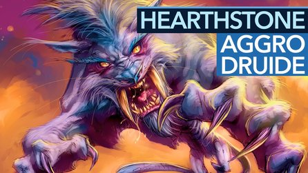 Hearthstone: Aggro Token Druide - Guide-Video: Dieses Deck rockt!