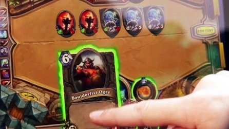 Hearthstone: Heroes of Warcraft - Entwickler-Video: Blizzards Trading-Card-Projekt