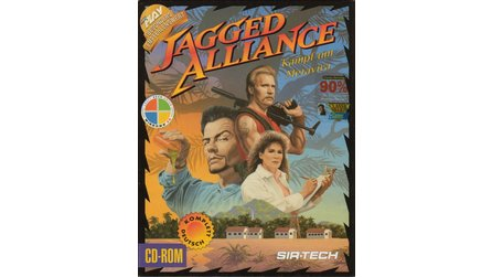 Making of Jagged Alliance - Taktische Allianz-Arena