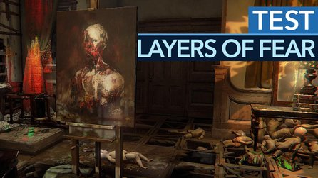 Layers of Fear - Test-Video zum Horror-Adventure