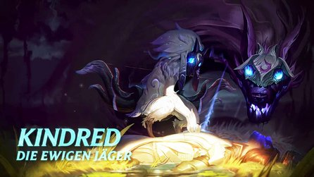 League of Legends - Champion-Video: Kindred, die ewige Jägerin