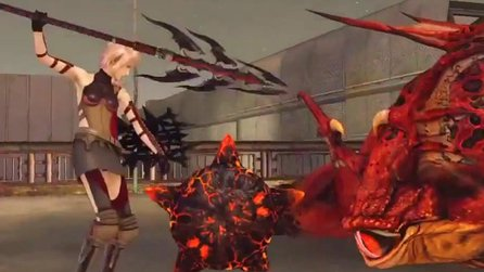 Lightning Returns: Final Fantasy 13 - Gameplay-Trailer: Alle Features des Action-RPGs