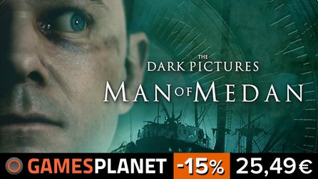 The Dark Pictures Anthology: Man of Medan - 15% Rabatt auf euren Horror-Trip [Anzeige]