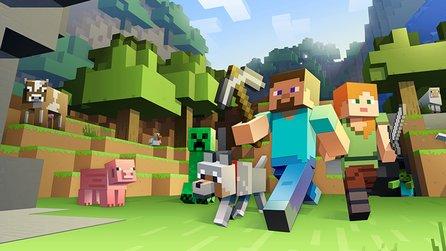 Minecraft Alle News Und Aktuelles Zum Spiel GameStar - Minecraft im netz spielen