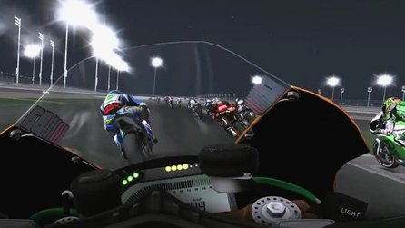 Moto GP 2013 - Gameplay-Video zeigt den Grand Prix von Qatar