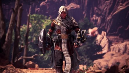 Nach dem Witcher kommen die Assassinen - Trailer kündigt Assassin's-Creed-Event in Monster Hunter World an