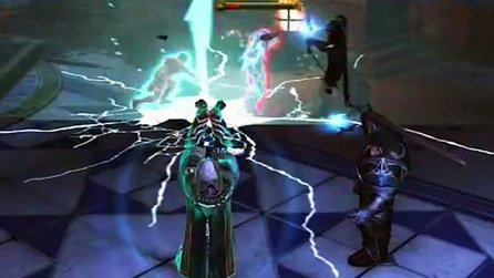 Neverwinter - Gameplay-Trailer zum »Control Wizard«