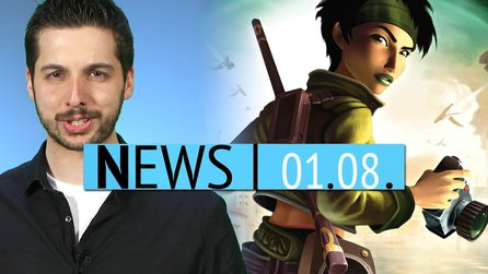 News - Freitag, 1. August 2014 - Hakenkreuz-Ärger bei Amazon & Beyond Good & Evil 2 kommt