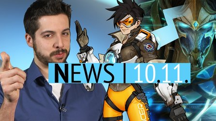 News - Montag, 10. November 2014 - Overwatch & StarCraft 2: Legacy of the Void angekündigt; Neue Bilder aus Mass Effect 4