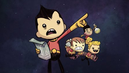 Oxygen Not Included im Test: Knuffige Ausbeuter