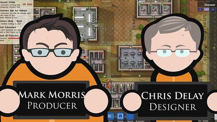 Prison Architect - Entwickler-Video zur Alpha-Version 19