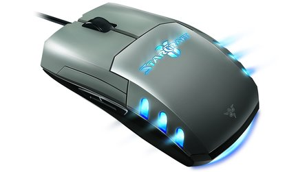 Razer Spectre Starcraft 2 Gaming Mouse