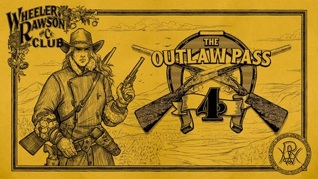 Red Dead Online: Outlaw Pass No. 4 im Trailer
