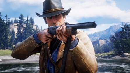 Red Dead Redemption 2 - 6 Minuten Gameplay: Open World, Kämpfe und mehr Interaktion
