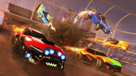 Rocket League: Start-Termin der neuen Season und alle Inhalte des Rocket Pass 4