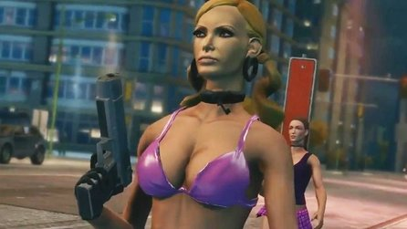 Saints Row: The Third - Trailer zum Penthouse Pack DLC