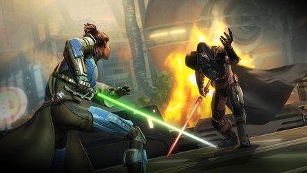 Star Wars: The Old Republic Onslaught - Erweiterung mit neuen Planeten, neuer Spezies, Flashpoint und Operation