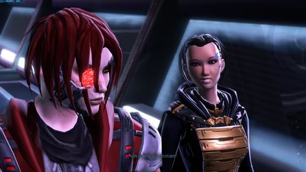 Star Wars: The Old Republic - 100 neue Galactic-Command-Level für noch mehr Grind