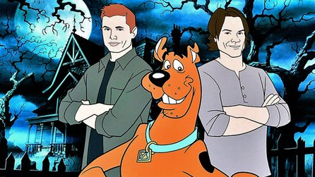 Supernatural trifft Scooby-Doo - Preview-Trailer zur Crossover-Episode ScoobyNatural