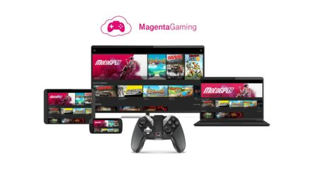Magenta Gaming - Cloud-Gaming von der Telekom als Konkurrenz zu Stadia & Co, Closed Beta startet am 24. August