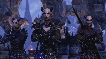 The Elder Scrolls Online - Trailer: »Die Reise nach Coldharbour«