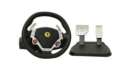 thrustmaster ferrari f430 force feedback racing wheel pc. Black Bedroom Furniture Sets. Home Design Ideas