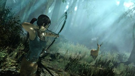 Tomb Raider - Preview-Video zeigt Lara in Gefahr