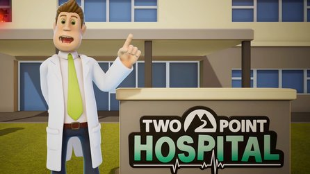 Two Point Hospital im Test - Diagnose: Retrofieber