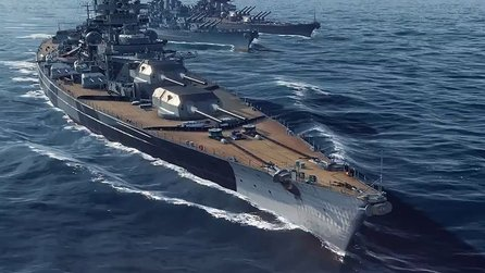 World of Warships - Tirpitz-Trailer