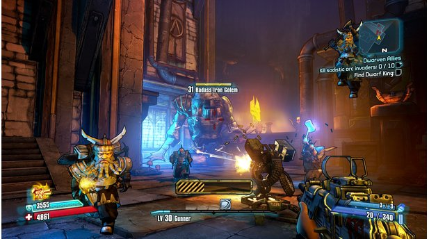 Borderlands 2 - Assault-on-Dragon-Keep-DLC