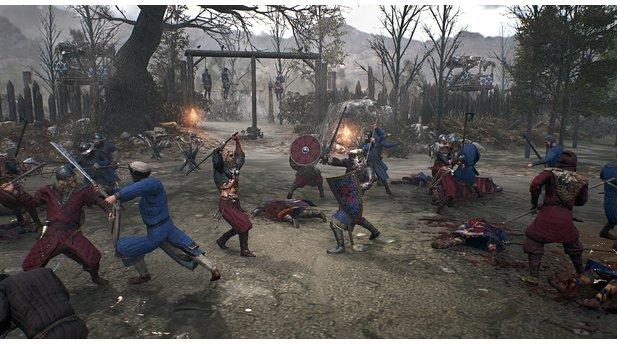 Mittelalter Kriegsspiele