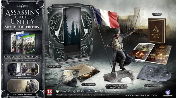 Assassin's Creed: Unity - Die Notre Dame Edition