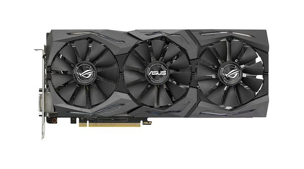 Asus Geforce GTX 1070 ROG Strix OC