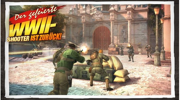 Brothers in Arms 3: Sons of War - Screenshots